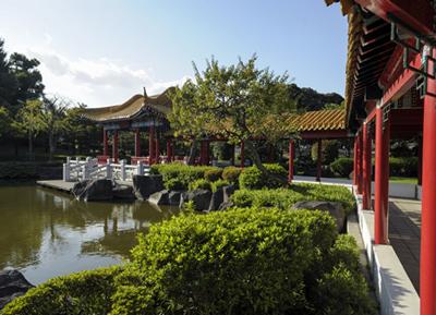 川崎大師(平間寺) 約640m