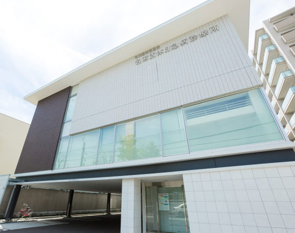 名東区休日急病診察所 約540m(徒歩7分)