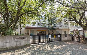 目黒区立田道小学校 約420m(徒歩6分)