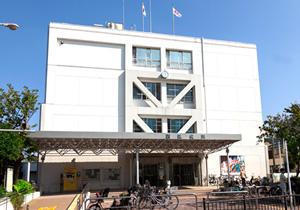 横浜市西区役所 約200m(徒歩3分)