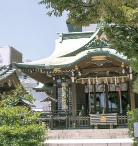 大鳥神社 約430m(徒歩6分)