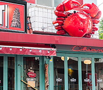 イタリア式食堂キャンティ本店 約620m(徒歩8分)
