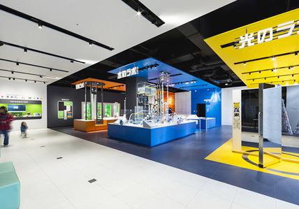 葛飾区科学教育センター(未来わくわく館)(東京理科大学図書館内) 約150m(徒歩2分)