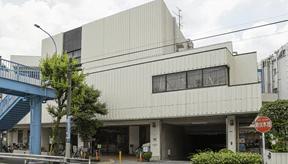 目黒本町図書館 約600m(徒歩8分)