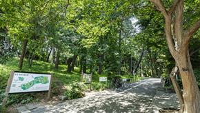 都立林試の森公園 約400m(徒歩5分)