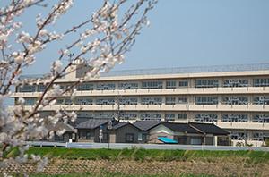市立浅野川中学校 約2,680m
