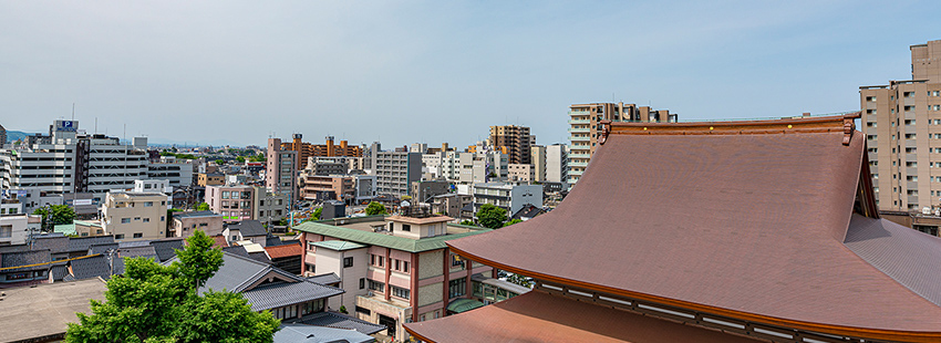 東本願寺 金沢別院(東別院) 約320m(徒歩4分)