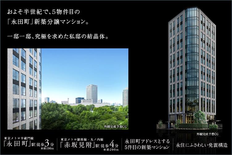 日本の中枢としての歴史が、ここに住まうことへの矜恃となる。
