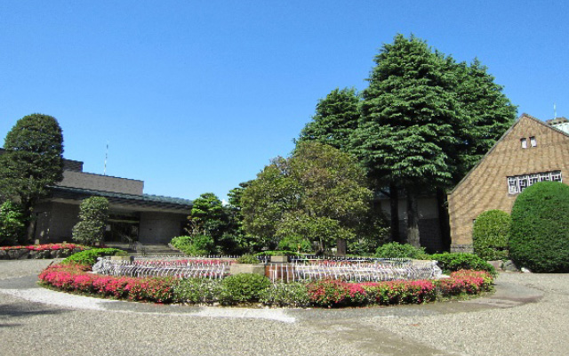 静嘉堂文庫美術館 約970m(徒歩13分)
