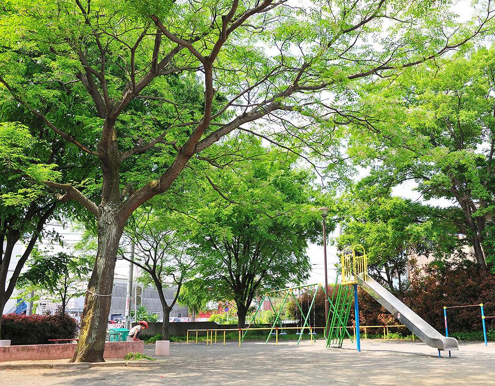 アスク日吉東保育園 約620m(徒歩8分)(2015年5月撮影)