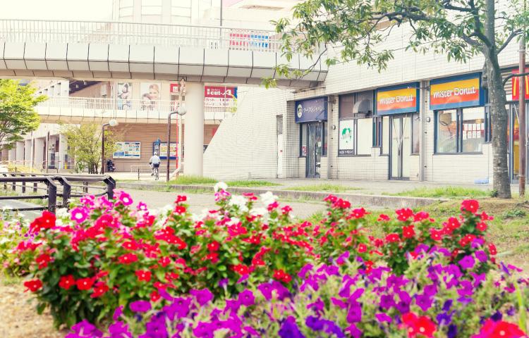 近江八幡駅 約80m(徒歩1分)