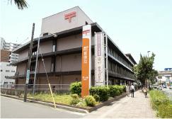 茅ヶ崎郵便局 約570m(徒歩8分)