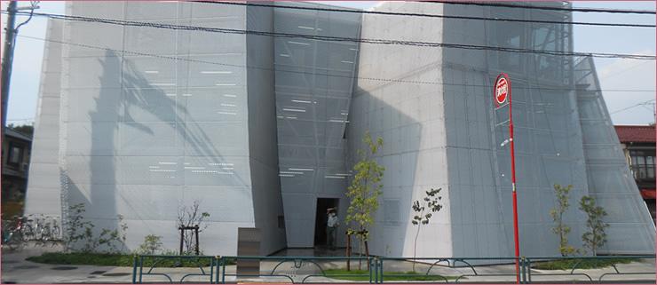 なかまちテラス(小平市立仲町公民館・仲町図書館) 約2.8㎞※2