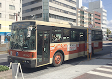 広島バス「本川町」バス停 約450m(徒歩6分)