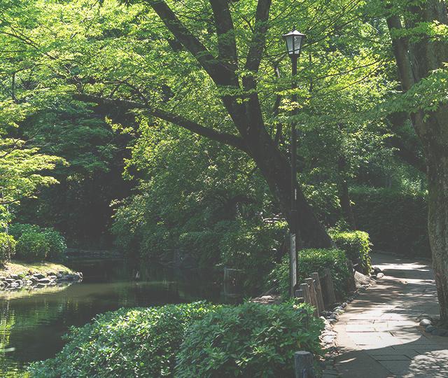 有栖川宮記念公園 約1,160m(徒歩15分)