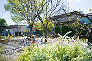 南花畑二丁目児童遊園 約350m(徒歩5分)