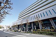 JCHO東京新宿メディカルセンター 約570m(徒歩8分)