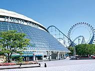 東京ドーム 約800m(徒歩10分)