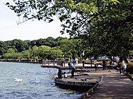 千波公園 約710m(徒歩9分)