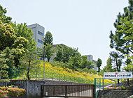 松が谷中学校 約80m(徒歩1分)
