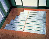 快適・安心な住まいを実現する温度のバリアフリーTESは、温水を利用して住まいの温度のバリアフリーを実現する「安心・快適」システム。