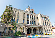 会津若松市役所 約1,200m(徒歩15分)