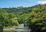松山城(城山公園) 約1,500m(徒歩19分)