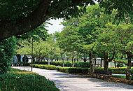 朝霞中央公園 約550m(徒歩7分)