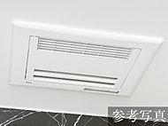 雨の日や急ぎの時も洗濯物を乾かせる浴室換気乾燥機を標準装備。