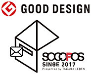 「ソコポス」は、宅配ロッカー大手の株式会社フルタイムシステムの宅配ロッカー(商品名「ポスタク」)に、新たな機能を搭載した、まるで郵便局の機能が自宅マンションに来たかのような設備です。