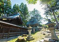 櫻山神社 約760m(徒歩10分)