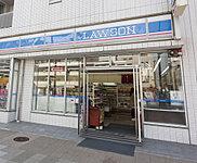 ローソン 勝どき四丁目店 約240m(徒歩3分)