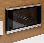 浴槽に浸かりながら楽しめる12インチの浴室テレビを標準装備。「たからのマイクロバブルトルネードO2」はTVリモコンで操作できます。※地上波デジタルのみ視聴