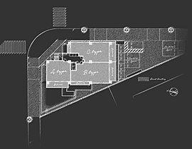 住まいやすさを追求したランドプラン。それぞれの邸宅が干渉しないよう配慮された1フロア3邸の独立感。