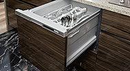 毎日の家事をサポートするビルトイン食器洗い乾燥機 ※2