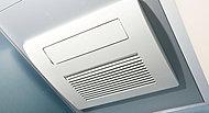 雨の日も洗濯物を乾かせる浴室換気暖房乾燥機(電気式) ※3