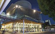 小金井宮地楽器ホール 約660m(徒歩9分)