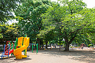子安公園 約860m(徒歩11分)