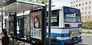 熊本都市バス・産交バス「熊本駅前」バス停2 約100m(徒歩2分)