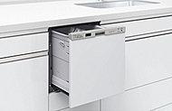 食器や調理器具をまとめて洗浄・乾燥し、家事の負担を軽減します。ビルトインタイプなので見た目もすっきり。