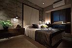心安らげる空間となるよう、しつらえや内装に心を配りました。上質感と落ち着いた雰囲気に満ちた主寝室。心地よさに包まれる、家族の個室。いずれも、収納をしっかり確保しているので、空間にさらなるゆとりが生まれます。