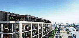 穏やかで住みやすい街へ。県都・浦和の中枢部を生活圏にする戸建中心の落ち着きある住宅街に誕生。