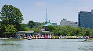 上野恩賜公園 約700m(徒歩9分)