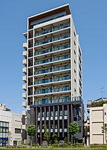 デザインイメージは「榎」。街に愛されるランドマークを目指して。
