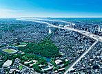 空撮 ※平成29年5月に撮影したものです。