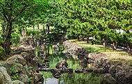 左近川親水公園 約480m(自転車2分)