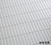 浴室には、水はけが良く、滑りにくい床を採用。水はけの良さが清掃効率を高めてくれます。