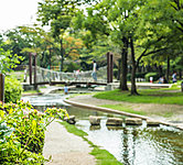 区立大横川親水公園 約110m(徒歩2分)