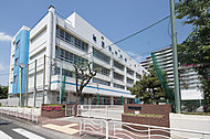 江東区立東陽中学校 約690m(徒歩9分)
