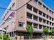 区立諏訪台中学校 約420m(徒歩6分)